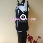 Sora version Halloween from Kingdom Hearts Cosplay Costume side