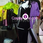 Sora version Halloween from Kingdom Hearts Cosplay Costume side prog