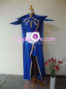 Umi Ryuuzaki from Magic Knight Rayearth Cosplay Costume front