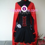 RWBY Cosplay Costume front