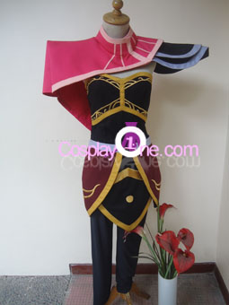 Templar Assassin from Dota 2 Cosplay Costume Front