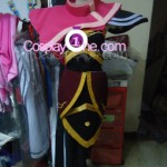 Templar Assassin from Dota 2 Cosplay Costume front prog