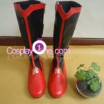 Foxfire Ahri from League of Legends Cosplay Costume boot