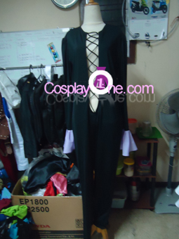 Papillon Cosplay Costume front prog