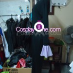 Papillon Cosplay Costume side prog