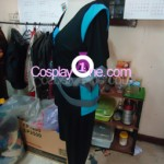 Modern Day Kitana from Mortal Kombat Cosplay Costume side prog
