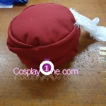 Rei Ryugazaki (Splash Free Version) Cosplay Costume hat prog
