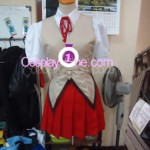 School Rumble Spring Cosplay Costume front prog