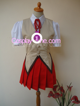 School Rumble Spring Cosplay Costume front