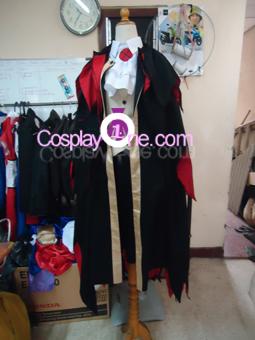 Valvatorez Cosplay Costume front prog