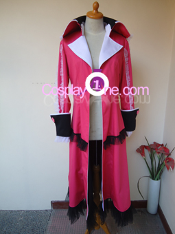 Velvet from Shining Ark Gameplay Cosplay Costume front