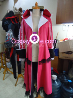 Velvet from Shining Ark Gameplay Cosplay Costume front prog