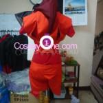 Fancytier Aradia Cosplay Costume back prog