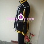 Kirito from The Sword Art Online Cosplay Costume side