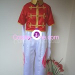Zero Jr from The Nonary Game Cosplay Costume front