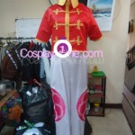 Zero Jr from The Nonary Game Cosplay Costume front prog