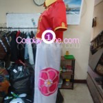 Zero Jr from The Nonary Game Cosplay Costume side prog