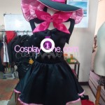 Melty from Shining Hearts Cosplay Costume front prog