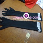 Melty from Shining Hearts Cosplay Costume glove prog