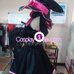 Melty from Shining Hearts Cosplay Costume side prog