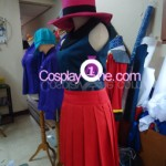 Hero Girl from Pokemon X and Y Gameplay 3D Cosplay Costume side prog