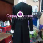 Juvia Lockser from Fairy Tail Cosplay Costume back prog