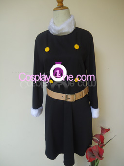 Juvia Lockser from Fairy Tail Cosplay Costume font