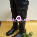 Sephiroth from Final Fantasy VII Cosplay Costume boot side