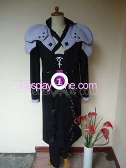 Sephiroth from Final Fantasy VII Cosplay Costume front