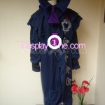 FFXIV Final Fantasy 14 Black Mage Cosplay Costume front
