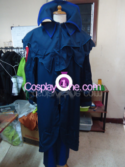 FFXIV Black Mage Cosplay Costume front prog