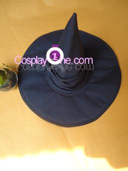 FFXIV Final Fantasy 14 Black Mage Cosplay Costume hat