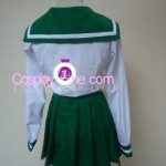 Kagome Higurashi from Inuyasha Cosplay Costume back