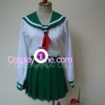Kagome Higurashi from Inuyasha Cosplay Costume front