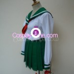 Kagome Higurashi from Inuyasha Cosplay Costume side