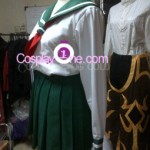 Kagome Higurashi from Inuyasha Cosplay Costume side prog