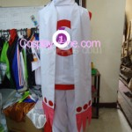 Kyubey from Puella Magi Madoka Magica Cosplay Costume back in prog