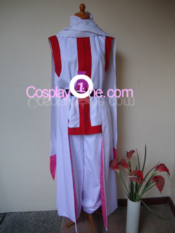 Kyubey from Puella Magi Madoka Magica Cosplay Costume front