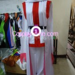 Kyubey from Puella Magi Madoka Magica Cosplay Costume front prog