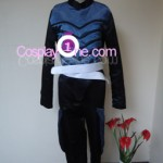 Lucian The Purifier from (League of Legends) Cosplay Costume front in