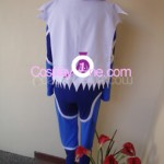 Sheik from The Legend Of Zelda Ocarina of Time Cosplay Costume back