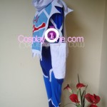 Sheik from The Legend Of Zelda Ocarina of Time Cosplay Costume side 2