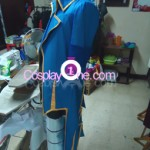 Date Masamune One Eye Dragon Cosplay Costume side prog