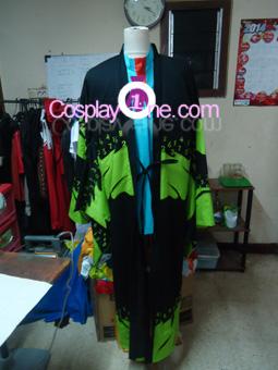 Naoya (Devil Survivor) Cosplay Costume front prog