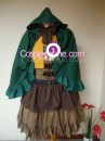 SNK Lolita Uniform front Cosplay Costume
