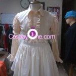 SNK Lolita Uniform front in 3 prog Cosplay Costume