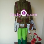Shiroe (Log Horizon) Cosplay Costume front in