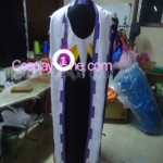 Clow Reed from Tsubasa Reservoir Chronicle Cosplay Costume back prog
