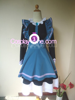 Misha from Pita Ten Cosplay Costume front