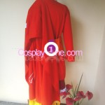 Monkey D Luffy (One Piece) Cosplay Costume back